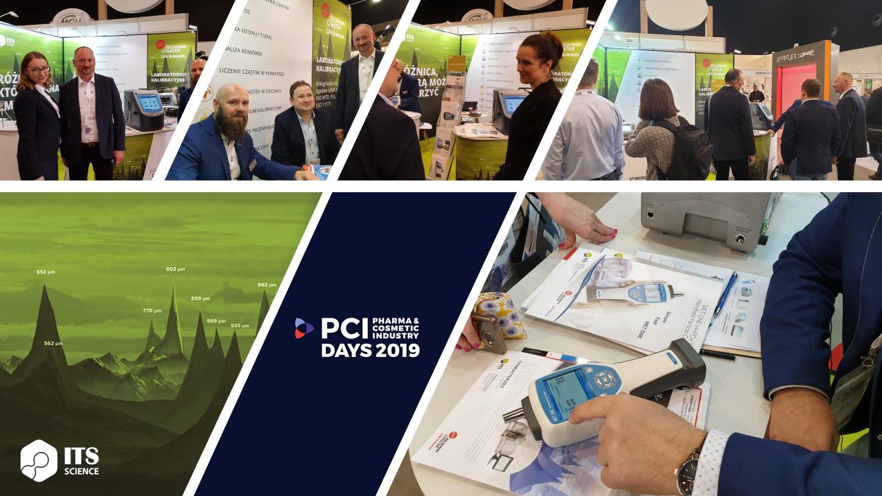 Dziękujemy za odwiedzenie nas na targach PCI DAYS 2019