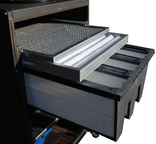 Compact Single Section Purifiers HD Series1